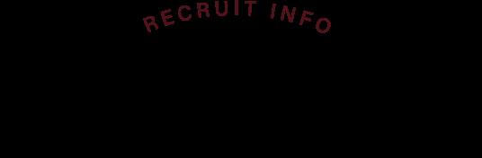 RECRUIT INFO Application
